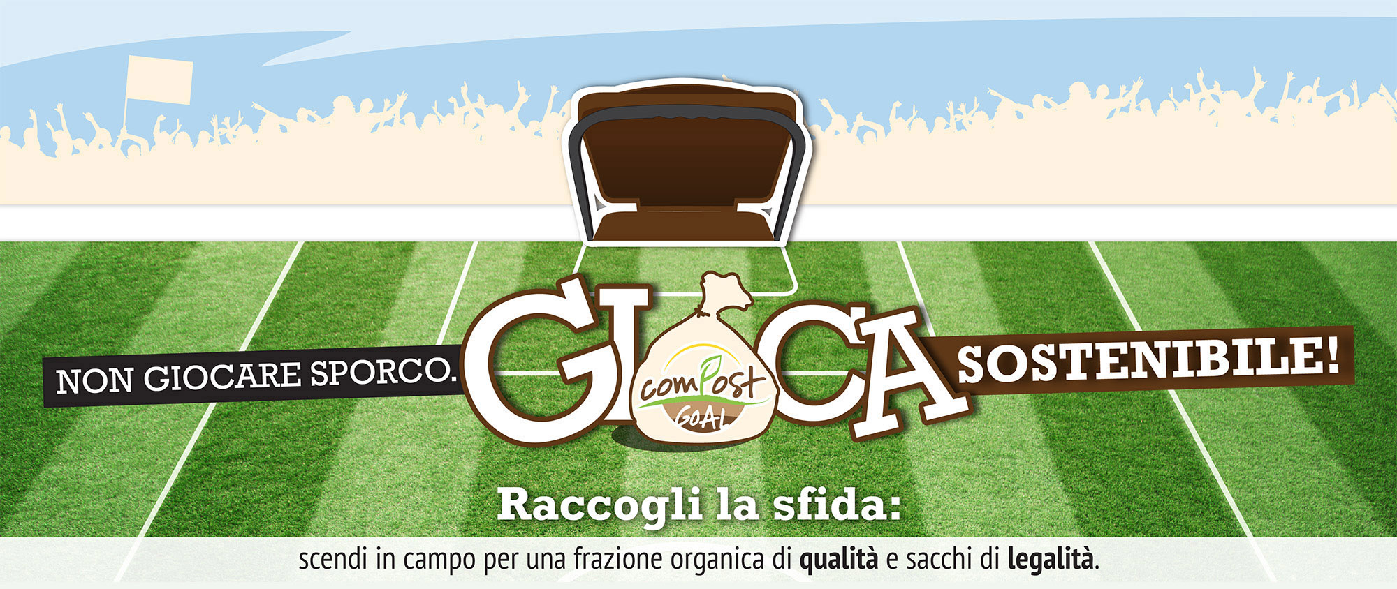 Campagna compost goal